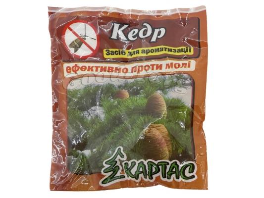 Кедр - засоб для ароматизации KAРTAC