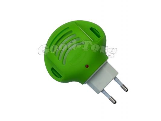 Электрофумигатор универсальный , зеленосиний