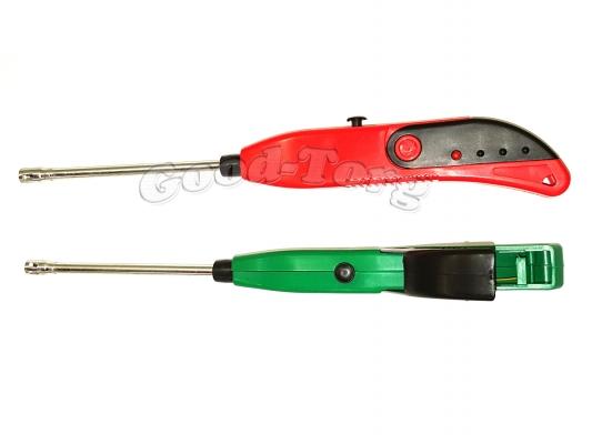 Зажигалка для печки на одной батарее