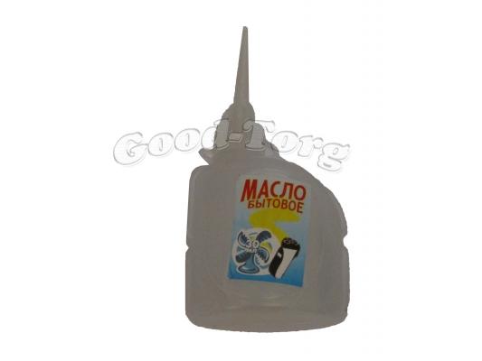 Масло(1пач = 20 шт. )-для электробритв,вентилятров и др.бытовых механизмов