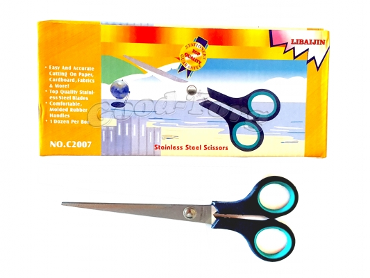 Ножницы TIMA (фабричные качественные), № C2007. N2
