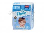 Подгузники Dada N5  15-25 kg.   46 шт.