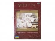 Постельное белье VILUTA N5, полуторный (Пододеяльник 1 шт. 215х145 см. Простыня 1 шт. 220х150 см. Наволочка 2 шт. 70х70 см.)