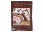 Постельное белье VILUTA N20, полуторный (Пододеяльник 1 шт. 215х145 см. Простыня 1 шт. 220х150 см. Наволочка 2 шт. 70х70 см.)