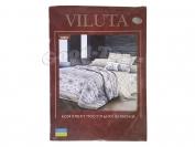 Постельное белье VILUTA N7, полуторный (Пододеяльник 1 шт. 215х145 см. Простыня 1 шт. 220х150 см. Наволочка 2 шт. 70х70 см.) Ув.клиенты, так как модели часто меняются, точный вид рисунков можем скидывать на viber.