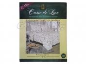 Постельное белье Casa de Lux (зеленая упаковка) N5, семейный (Пододеяльник 2 шт. 215х145 см. Простыня 1 шт. 220х200 см. Наволочка 2 шт. 70х70 см.)