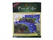 Постельное белье Casa de Lux (зеленая упаковка) N17, двойной (Пододеяльник 1 шт. 215х175 см. Простыня 1 шт. 215х180 см. Наволочка 2 шт. 70х70 см.)