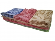 Полотенце для кухни N37 - 50 х 70 махра, цвета в ассортименте (1 уп. = 10 шт.)