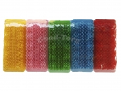 Пемза для ногтей, цветная (10 шт. в упаковке) 9×3 см.