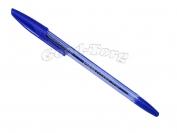 Ручка масляная Piano 1147 синяя, в уп. 50 шт.