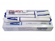 Ручка гелевая Aihao 801А синяя, в уп. 12 шт.