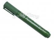 Маркер Diamond зелёный, 1 уп. = 12 шт.