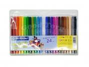 Фломастеры Centropen 24 цвета