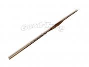 Крючок односторонний металл. 3.0 мм 1 уп. = 10 шт.