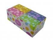 Ластик разноцветный 1701, упаковка 16 штук