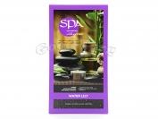 Набор женский SPA aroma collection water lily (Шампунь крем - душ + шампунь гель - душ)