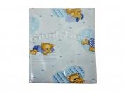 Детский постельный комплект 3 предмета сатиновый (Наволочка 50*50 см. + простыня 110*140 см. + пододеяльник 110*140 см.) Расцветки в ассортименте.
