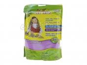 Песок кинетический 1 кг. цвета (натуральный, оранжевый, желтый, зеленый, голубой, фиолетовый, розовый, малиновый)