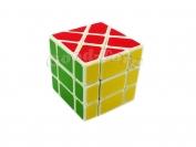 Кубик Рубика со смещенными гранями