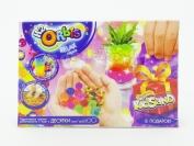 Гидрогелевые шарики (растушки) + кинетический песок в подарок