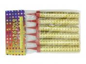 Свечи фейерверк 10 см. 1 уп. = 6 шт.
