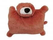 Подушка игрушка 60 х 60 белочерный нос (цвета в ассортименте)