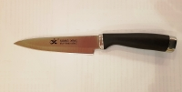 Нож Xiang-Xing Q57 черная ручка 23 см. Средний