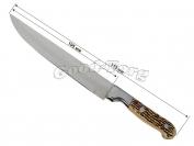 Нож костяная ручка №8, 315 мм.