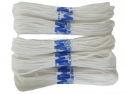 Веревка бельевая белая в пакете ф6 (15 м.) в пачке 5 шт.