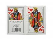 Карты Король, в упаковке 10 пачек, (продажа упаковкой)