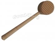 Деревянный молоток для отбивки 30 см.
