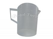 Мерный стакан, 250 мл., прозрачный