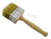Макловица 30/70 мм, 20*7*3 см, натуральная щетина, деревянная ручка